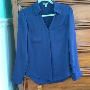 Express Portofino top/blouse, mint condition!